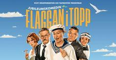 Minst En Gång i Veckan: FLAGGAN I TOPP, genrep i Kärrtorp, föreställning 4...