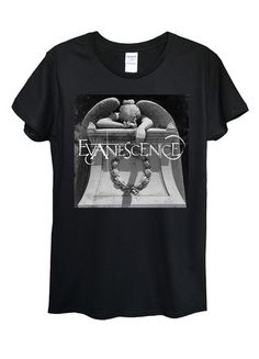 Evanescence T-Shirts available in different styles and sizes.