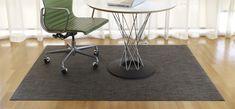 Chilewich : Floor : Woven Floor Mats : Basketweave : Latte