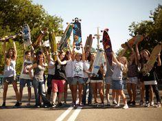 Always wanting to be in:  Longboard Girls Crew