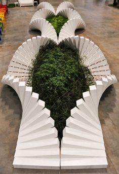 Modernes Garten Design auf der Garten Ausstellung in Toronto 2012 | Minimalisti.com