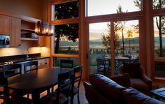 Windows!   Guesthouse interior, Carney Logan Burke Architects