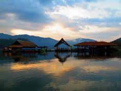 Beautiful Yoga Retreat centre, Sri Lanna National Park.  Next retreat 16-20th Jan. Contact helen@yogasay.org