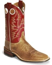 Mens Justin Square Toe Bent Rail Chievo Leather Western Cowboy Boot 9 D Boat Boots, Horse Boots, Cowgirl Boots, Western Boots For Men, Western Wear, Western Shirts, Western Cowboy, Western Style, Country Style