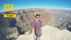 Mario's Exchange Year in Washington, USA Washington Usa, We Movie, Grand Canyon, Competition, Mario, High School, World, Nature, Youtube