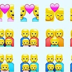 Anche #WhatsApp aggiunge nuovi #smile a favore delle #unionicivili  #ddlcirinnà #ddlcirinna #faccine #colori #stopomofobia #coppiedifatto #famigliedifatto #arcobaleno #svegliatiitalia #svegliaitalia #uguaglianza #silovoglio #diritti #dirittipertutti