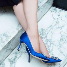 「 #WeddingWednesday: Something sparkly and something blue! 」