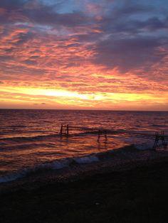 Sunset, Kolby Kås, 8305 Samsø