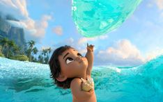 Walt Disney Animation Studios' Moana is an absolutely stunning adventure, and so is the visual development artwork. Moana Disney, Film Disney, Walt Disney Animation Studios, Movie Wallpapers, Cute Wallpapers, Disney Easter Eggs, Moana Bebe, Disney Princess Babies, Challenges