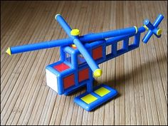 Plasticant-Hubschrauber Those Were The Days, Do You Remember, Childhood Memories, The Past, Woodworking, Spur, Retro, Kids, Material