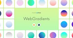 Free collection of 180 background gradients that you can use as content backdrops in any part of your website.