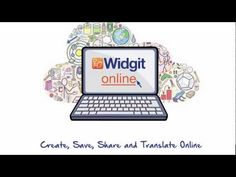 A short video to help you get started with Widgit Online. Create symbol flashcards, timetables, stories and a lot more with no installation needed. Get Started, Storytelling, Symbols, Make It Yourself, Create, Youtube, Icons, Youtubers