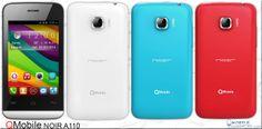 'QMobile Noir A110',Android 4.2 (Jelly Bean), For details visit: http://mobile.shineoflife.com/qmobile-noir-a110.html #mobile #smartphone #news #updates #latest #android #qmobile #qmobilenoira110