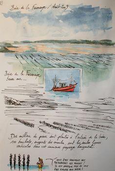 Une Bretagne par les contours/Baie de la Fresnaye