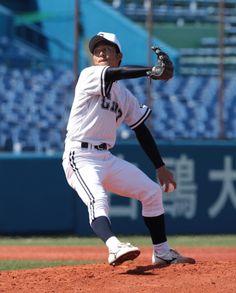 【イップスを乗り越える】2010年の甲子園優勝左腕、中大・島袋洋奨投手(4年・興南)ソフトバンクから5位指名