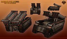 Harkonnen Missile Tank