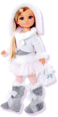Famosa 700009566 - Muñeca Nancy snowboard: Amazon.es: Juguetes y juegos