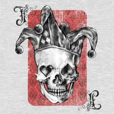 Amei a Camiseta 'Joker'. http://cami.st/p/1598