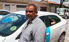 Blog do Oge: POLÊMICA Taxista entra em confronto com motorista ...