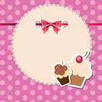 Cupcakes almacen de fotos e imágenes