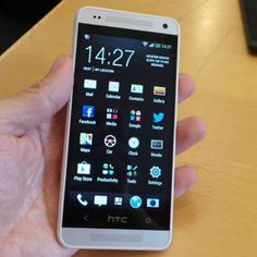Hands On With the HTC One Mini