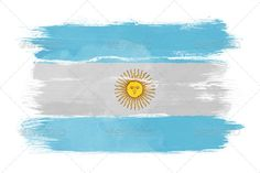 The Argentine flag ... abstract, acrylic, argentina, argentine, art, background, border, canvas, country, damaged, design, dirty, drawing, election, emblem, flag, frame, freedom, government, grunge, ink, inland, international, messy, nation, national, nationality, painting, paper, pastel, patriot, patriotic, patriotism, pattern, politics, revival, scratch, sign, signal, spotted, stain, symbol, texture, watercolor, wave, waving, weathered, worn