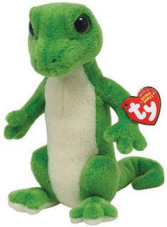 TY Beanie Baby - GUS the Gecko Review Beanie Boos e21b9d7329bb