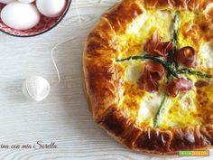 Ricetta, ingredienti e consigli per Quiche agli asparagi stracchino e pancetta coppata, scopri come si prepara. Su trovaricetta.com trovi tante ricette di cucina.