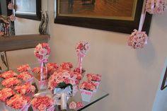 Kit noiva Bouquet & arranjos centro mesa