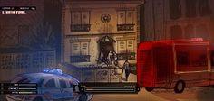 Jeu d'influences, un serious game sur les spécialistes de la communication - Un jeu sérieux subversif qui s'intéresse au monde des conseillers...
