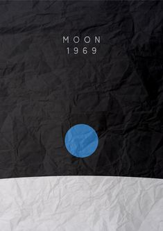 Minimalist Posters of Historical Events by Chris Beaumont, via Behance