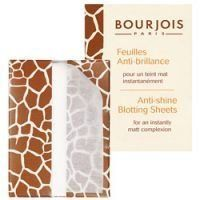 Bourjois Anti-Shine Blotting Sheets 50 Non-Powdered Sheets For an Instantly matt complexion ** More info could be found at the image url.