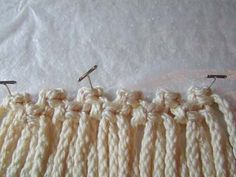 Materials & Supplies Needed To Make Macrame Purse 110 yds of BRAIDED macrame cord (or braided) 20 one inch wooden beads beads front, 10 beads back) knotting board or ceiling tile T-… Macrame Purse, Macrame Cord, Macrame Knots, Macrame Bracelets, Clove Hitch Knot, Macrame Bracelet Tutorial, Bag Patterns To Sew, Sewing Patterns, Macrame Design
