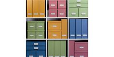 We design, manufacture and market a wide range of storage solutions for home and office / Bigso Box of Sweden Storage Boxes, Locker Storage, Range Document, Office Organization, Declutter, Good To Know, Sweden, Cleaning, Diy