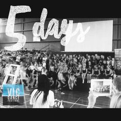 5 days! @kateemeade remembers getting everyone grouped together at the very first Victorian Dance Festival. She says she remembers thinking 'Wow how did this happen? This is incredible!' We can't wait for #VDF2016 in #warrnambool It just keeps getting a little bit better each year. #dancers by vicdancefestival