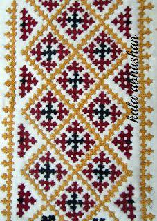 Kutch Work  embroidery