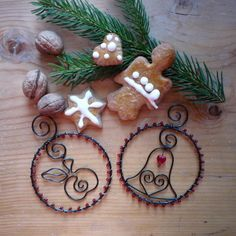 vánoční ozdoby -7 druhů