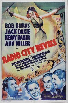 Radio City Revels, 1938