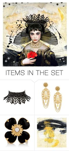 """Regrets éternels"" by purple-moon ❤ liked on Polyvore featuring art"