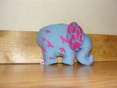 Kokadi Erna im Wunderland wrap scrap Elephant by BlissedOutGypsy