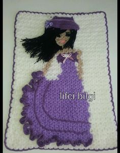 Lif Crochet Circles, Crochet Squares, Crochet Potholder Patterns, Knit Crochet, Crochet Hats, Eminem, Stitch, Blanket, Knitting