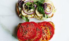 Italian Tomato Hoagie Recipe