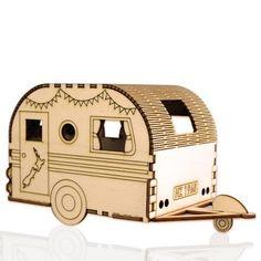 Retro Caravan Nightlight