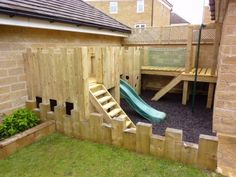 Play area Outdoor recreation or outdoor activity identifies recreation engaged in out of doors, most Small Yard Kids, Backyard Ideas For Small Yards, Backyard For Kids, Small Garden Play Area Ideas, Play Area Outside, Outdoor Play Areas, Childrens Play Area Garden, Kids Play Area, Small Back Gardens