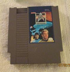 Star Trek: 25th Anniversary (Nintendo NES, 1992)