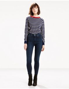 Mile High Super Skinny Jeans Levi's