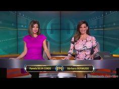 Jackie Guerrido, Barbara Bermudo & Pamela Silva Conde (2-03-16) - YouTube