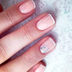 Gorgeous French Nail Designs 9