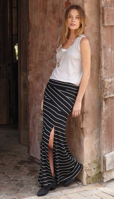 Summer outfit - LOVING the skirt! $88
