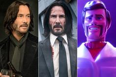Between 'Always Be My Maybe,' 'John Wick and 'Toy Story it's the perfect time to catch Keanu Fever. Keanu Reeves, John Week, Don John, Vince Staples, New Toy Story, Kenneth Branagh, Terry Crews, Point Break, Hugh Laurie